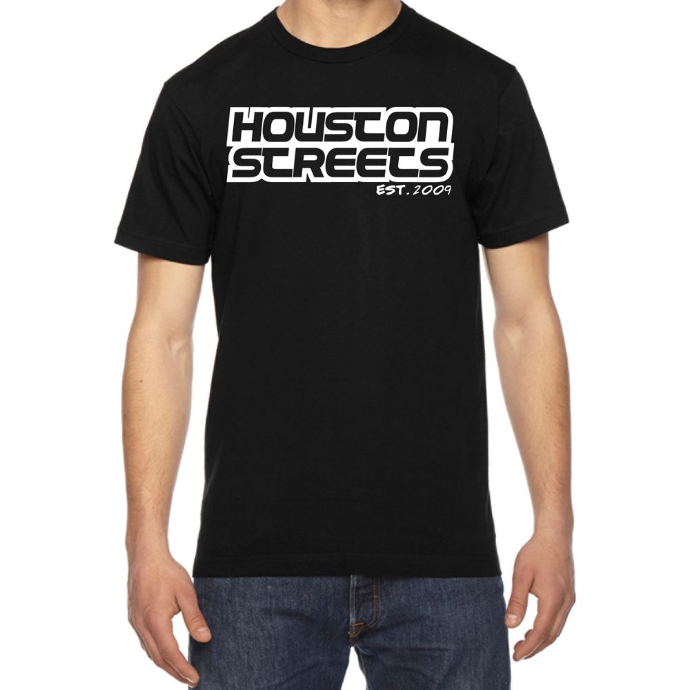 Houston Streets T Shirt Houston Streets